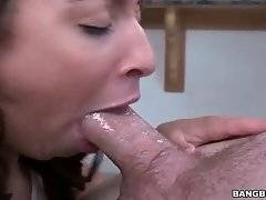Pretty Caramel Slut Is Very Cock Hungry 1