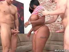 These White Guys Love Curvaceous Black Babes 3